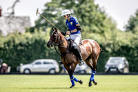 Cartier Queen's Cup Quarter Finals 09.06.2018 : Park Place 9 vs RH Polo 5; Valiente 10 vs Talandracas 9